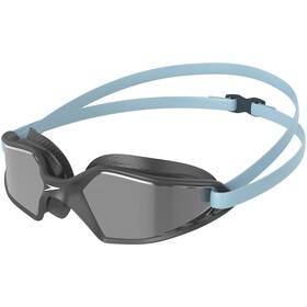 speedo Hydropulse Mirror Occhialini da nuoto, grigio/blu